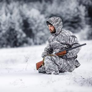 Каким должен быть зимний костюм для охоты?